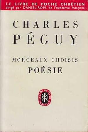 Morceaux choisis poesis: Charles Peguy