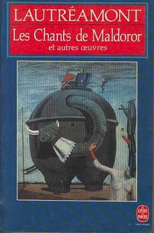 Les Chants de Maldoror: Lautréamont Patrick Besnier