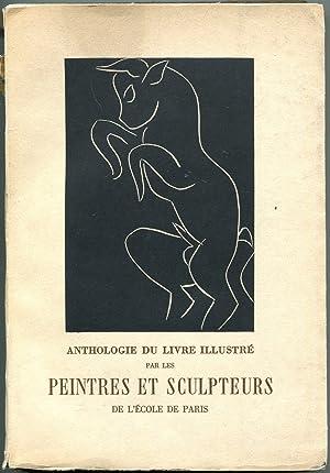 Anthologie du livre illustré par les peintres: Skira, Albert (ed.)
