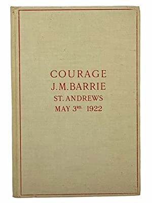 Courage: Barrie, J. M.