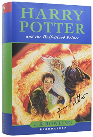 Harry Potter and the The Half-Blood Prince: ROWLING, J.K. (born