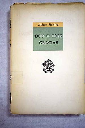 Dos o tres gracias: Huxley, Aldous
