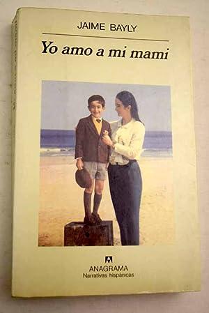 Jaime Bayly Amo Mami Libros Iberlibro Barclays pensó en pedirle a maría gracia que hiciera una foto, pero se reprimió, se contuvo, no quería incomodar en modo alguno al genio del fút. jaime bayly amo mami libros iberlibro