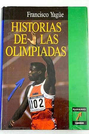 Historia de las olimpiadas: Yague, Francisco