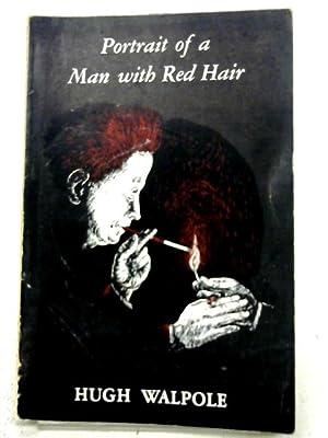 Portrait Of A Man With Red Hair: Hugh Walpole