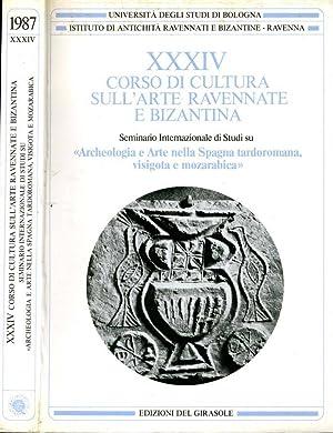 Xxxiv Corso Di Cultura Sull'Arte Ravennate E: Aa.Vv.
