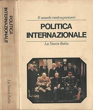 Politica internazionale: Aa.Vv.