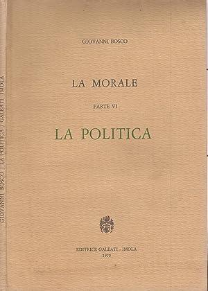 La politica: Giovanni Bosco