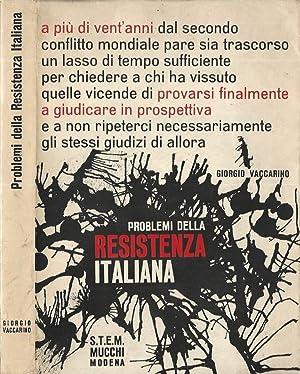 Problemi della Resistenza Italiana: Giorgio Vaccarino