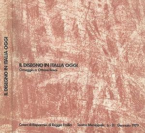 Il disegno in Italia oggi Omaggio a: Pier Carlo Santini,