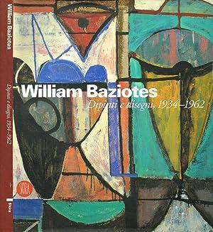 William Baziotes. Dipinti e disegni 1934-1962: Michael Preble, a