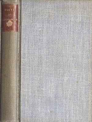 Les facètieuses nuits Tome III: J. F. Straparole