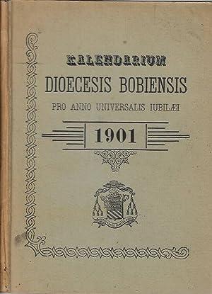 Kalendarium liturgicum sanctae bobiensis ecclesiae Pro anno: Joannis Baptistae Porrati