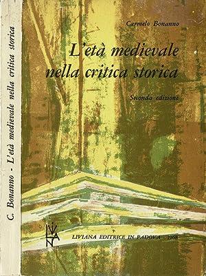 L'età medievale nella critica storica: Carmelo Bonanno