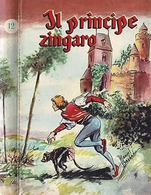 Il principe zingaro: Myriam Sanna