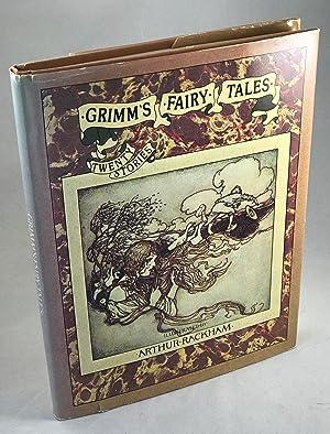 Grimm's Fairy Tales - Twenty Stories: Grimm, Jacob &