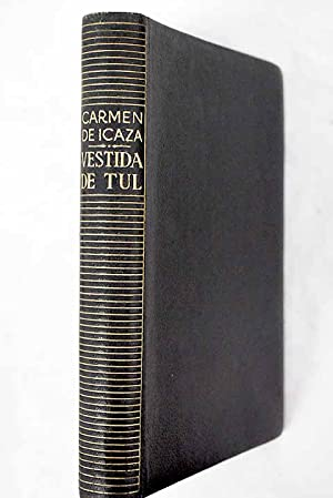 Carmen De Icaza Vestida De Tul Iberlibro