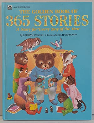 The Golden Book of 365 Stories .: Kathryn Jackson