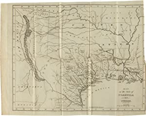 TEXAS. OBSERVATIONS, HISTORICAL, GEOGRAPHICAL AND DESCRIPTIVE, IN A SERIES OF LETTERS, WRITTEN DU...