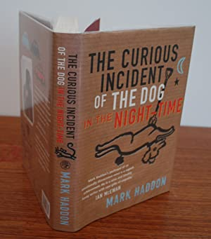 The Curious Incident of the Dog in the Night-Time Adult Edition - SIGNED - UK 1st EDITION, 1st PR...