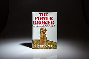 The Power Broker; Robert Moses And The: Caro, Robert A.