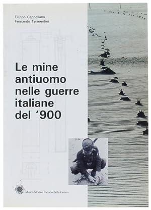 LE MINE ANTIUOMO E ANTICARRO NELLE GUERRE: Caappellano Filippo, Termentini