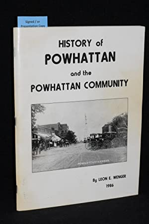 History of Powhattan and the Powhattan Community