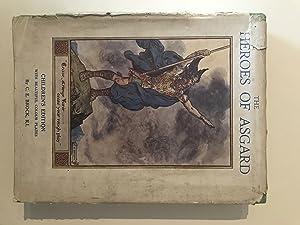The Heroes of Asgard: Keary, A &