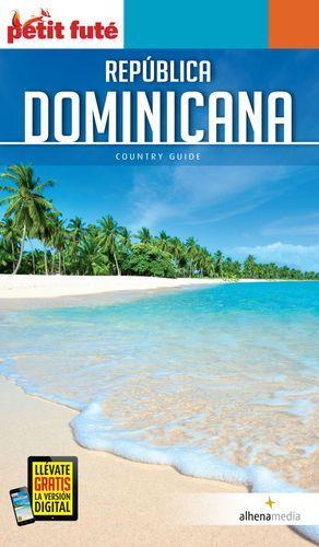 Imagen del vendedor de REPÚBLICA DOMINICANA COUNTRY GUIDE (PETIT FUTE) a la venta por CENTRAL LIBRERA REAL FERROL