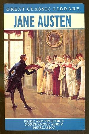Jane Austen: Pride and Prejudice, Northanger Abbey,: Austen, Jane