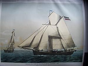 Die erste deutsche Nordpolar-Expedition im Jahre 1868.: Koldewey, K.,