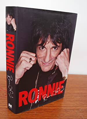 Ronnie: The Autobiography SIGNED - UK 1st EDITION, 1st PRINTING
