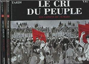 Le cri du peuple - Tomes 1,: Tardi/Vautrin