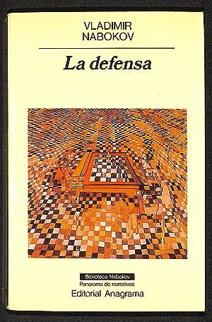 La defensa: Nabokov, Vladimir