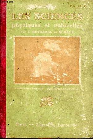 Les sciences physiques et naturelles avec leur: Dutilleul J. et