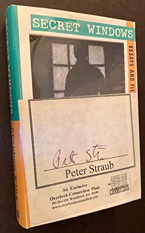 Secret Window: Essays and Fiction on the Craft of Writing (With a Signed Plate by Peter Straub)