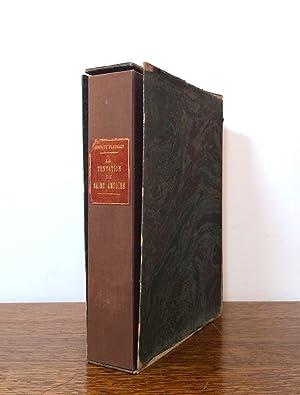 La Tentation de Saint-Antoine. Edition définitive. Vingt: FLAUBERT Gustave.