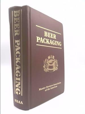 Beer Packaging: Broderick, Harold M.