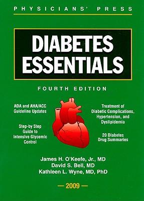Diabetes Essentials (Paperback or Softback): O'Keefe Jr, James