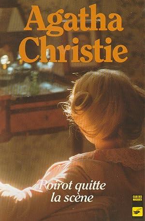 Poirot quitte la scène: Christie, Agatha