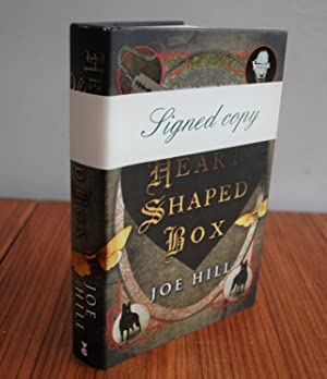 Heart-Shaped Box (GOLLANCZ S.F.) - SIGNED - UK 1st EDITION, 1st PRINTING