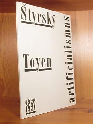 artificialismus 1926 / 1931.: Styrsk? (Jindrich) /