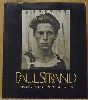 Paul Strand: Sixty Years of Photographs, an: Strand, Paul (Photographer);