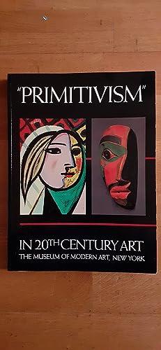 PRIMITIVISM IN 20th CENTURY ART. Affinity of: RUBIN William (edited