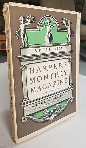 Harper's New Monthly Magazine. April 1901. No.: Mark Twain