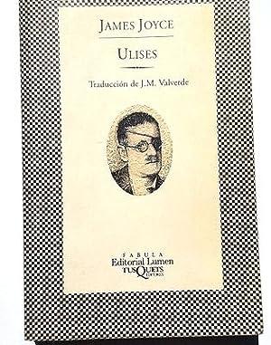 ulises de james joyce -Libro-: James Joyce