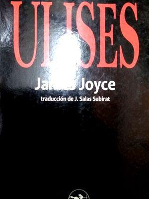 ulises james joyce centauro -Libro-: James Joyce