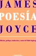 poesia james joyce -Libro-: James Joyce