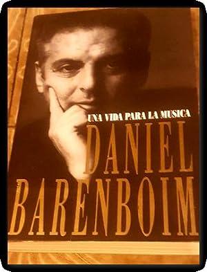 daniel barenboim una vida para la musica: Daniel Barenboim