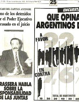 el diario del juicio n 25juicio a: PERFIL